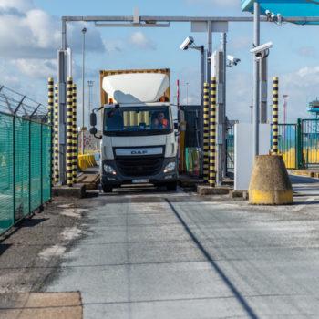 Automated gate process